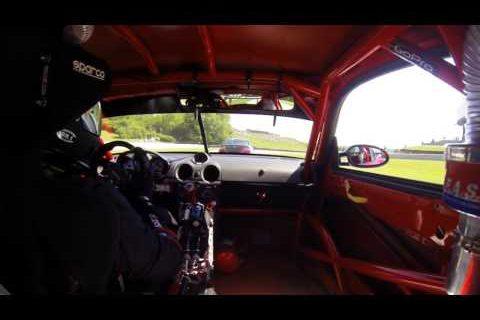 SCCA US Majors June Sprints Road America Race 2015, RMG Motorsports T2 Porsche Cayman S #11